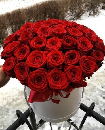 """Dėžutė rožių """"Ananury"""""""