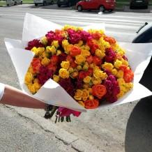 """Puokštė rožių 39vnt """"Anxela"""""""
