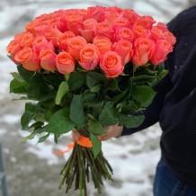 """Puokštė rožių 49vnt """"Paulini"""""""