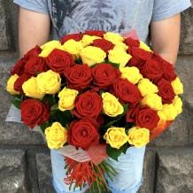 """Puokštė rožių 49vnt """"Veronic"""""""