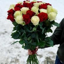 """29vnt rožių miksas """"Freedom"""""""