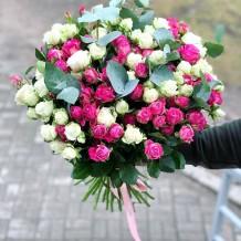 """Puokštė rožių """"Korsika"""""""