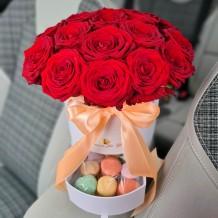 """Rožių dėžutė """"Amėja"""""""