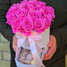 "Rožių dėžutė ""Charizma"""