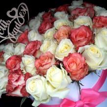 "Rožių dėžutė ""Crystal"""