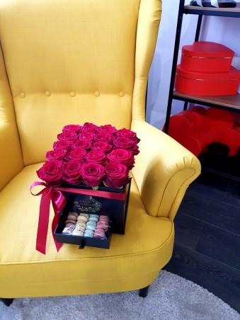 """Rožių dėžutė """"Katrin"""""""